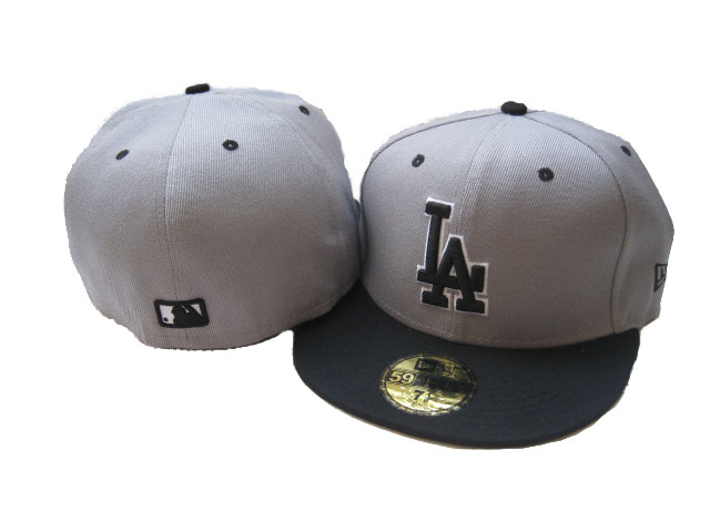 Los Angeles Dodgers MLB Fitted Hat LX08